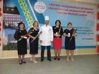 """Day of the nurse"" in the Aktobe medical center!"