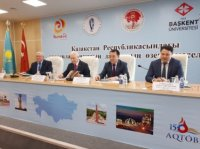 "International Symposium:  ""Actual issues of transplantation in the Republic of Kazakhstan""."