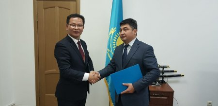 Memorandum of Cooperation with the South Korean corporation K-Medical Lab