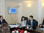 "Implementation of the OECD project ""Increasing regional competitiveness in Kazakhstan""."